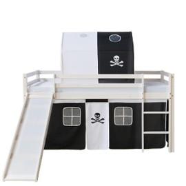 achat lit pirate toboggan pas cher