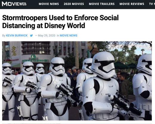 stormtroopers headline