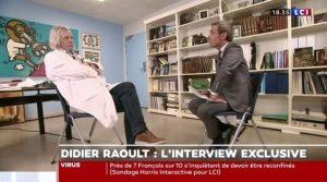SOTT FOCUS: Les informations importantes données par Didier Raoult lors de son interview sur LCI