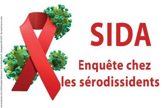 SIDA enquête chez les sérodissidents