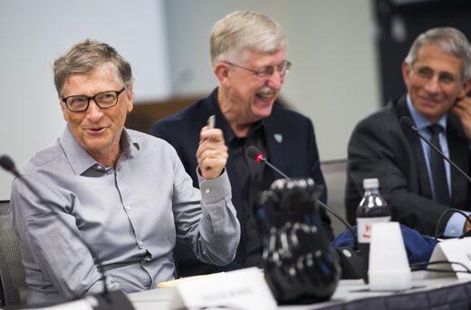 Bill Gates et Anthony Fauci