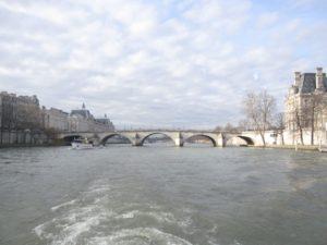 croisière romantique à Paris