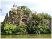 Parc des buttes Chaumont - Paris