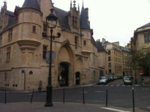 Hotel de Sens dans le Marais - Paris