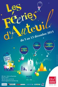 Feeries d'Auteuil 2015
