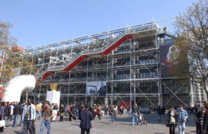 Expos au Centre Pompidou - Beaubourg