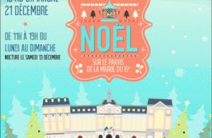 Marchés de Noël en famille à Paris