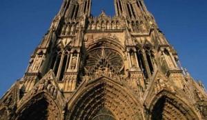 Cathédrale de Reims - Champagne