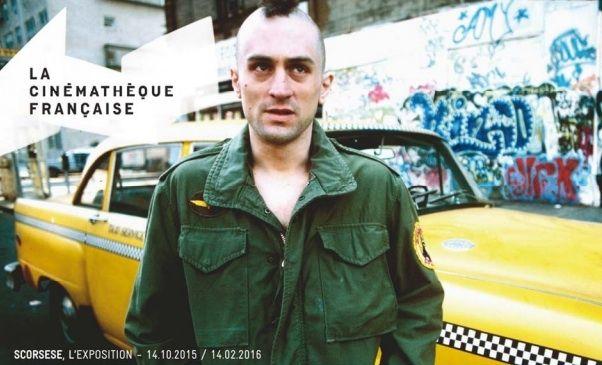 Expo Scorsese à la Cinémathèque Française