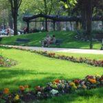 Jardin des Champs Elysées Paris