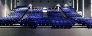 Salle Live au Cinéma EuropaCorp à Aéroville