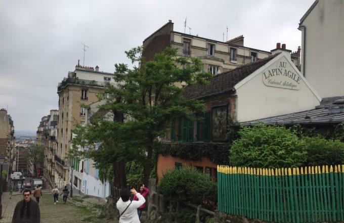 Le Lapin Agile - Montmartre