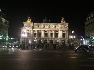 Opéra de Paris -Monument Belle époque