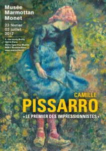 Expo Pissarro au Marmottan en 2017