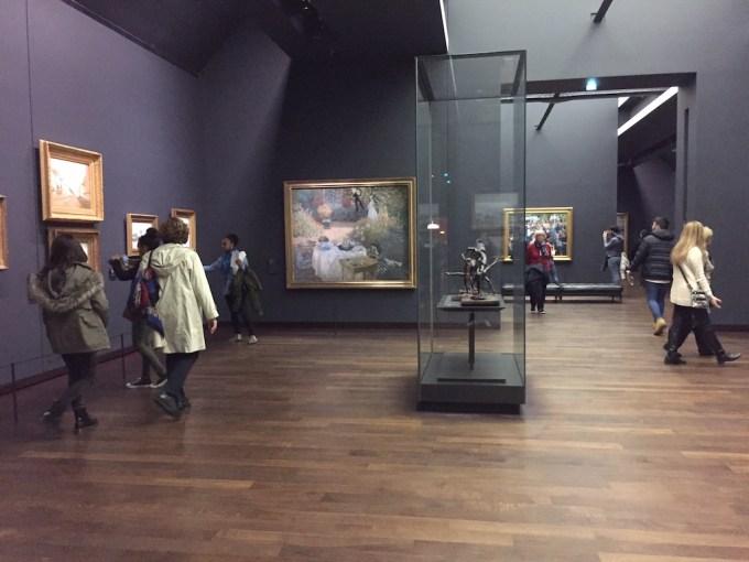 Musée d'Orsay-Nocturne
