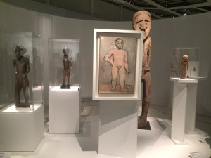 Expo Picasso Primitif à Paris en 2017