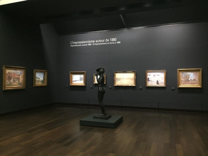 Impressionnisme au Musee d'Orsay