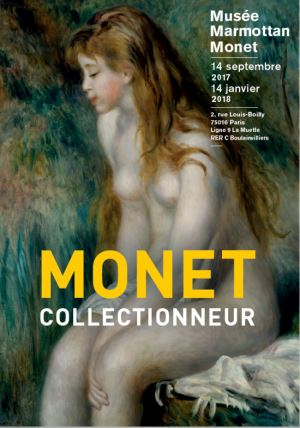Expo Monet Collectionneur en octobre 2017 à Paris