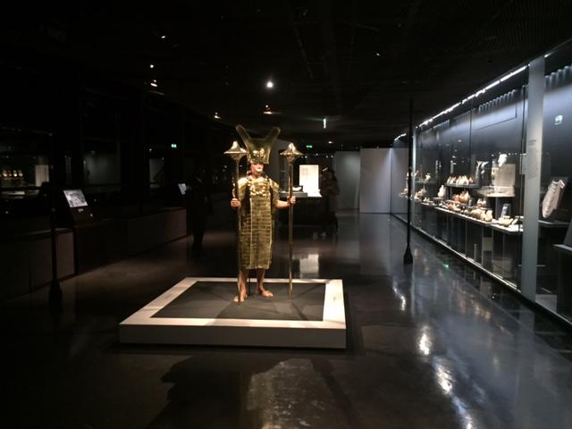 Dame de Cao - Expo au Musée du Quai Branly