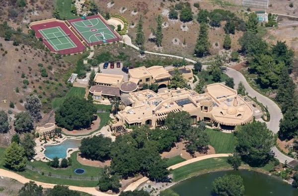 will smith-house