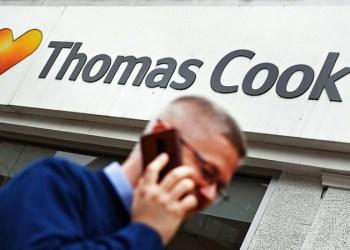 Le voyagiste Thomas Cook se réunit pour tenter d'assurer sa survie