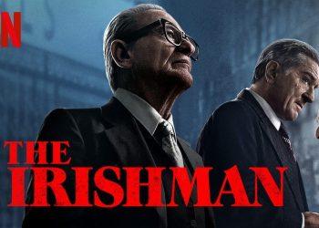Ciné : Du «Parrain Sicilien à l'Irlandais,» Netflix frappe fort (Vidéo)