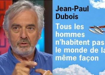 Le 117ème prix Goncourt décerné à Jean-Paul Dubois