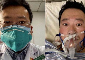 Chine : Émoi après la mort du médecin ayant alerté sur le coronavirus