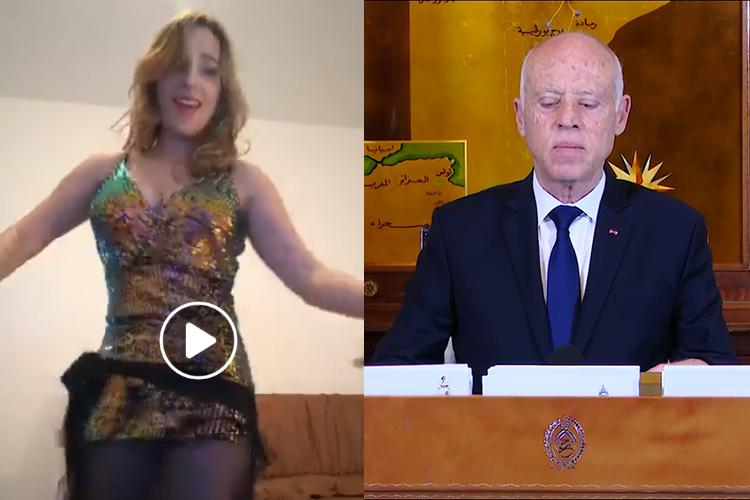 VIDEO. Nermine Sfar fait 3 fois mieux que Kaïs Saïd