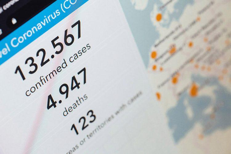 Russie : près de 1 000 nouveaux cas de Coronavirus ces dernières 24 heures