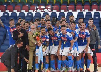 Italie : Naples remporte la Coupe d'Italie face à la Juventus