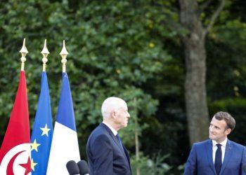 Tunisie: Visite officielle de Kaïs Saïed en France sur fond de crise Libyenne