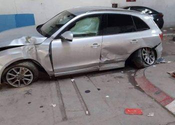 La fille du ministre rattrapée par Saïd dans l'affaire de l'accident à 270 mille dinars