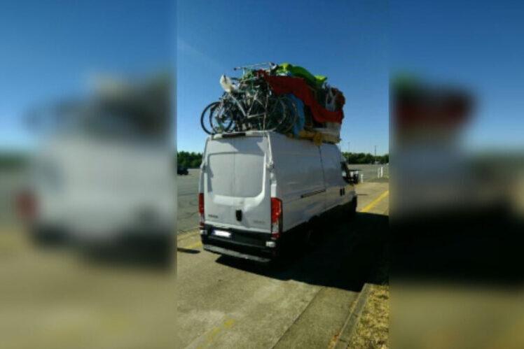 France : Un automobiliste Tunisien intercepté sur l'autoroute avec 2,5 tonnes de trop