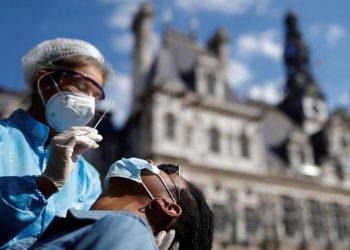 Coronavirus: Plus de 7.000 nouvelles contaminations en France
