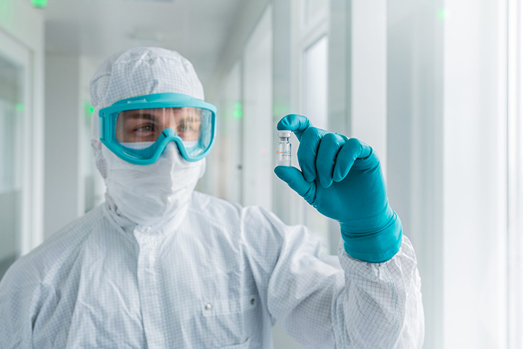 Covid-19: Le vaccin de CureVac déclenche une réponse immunitaire chez l'homme