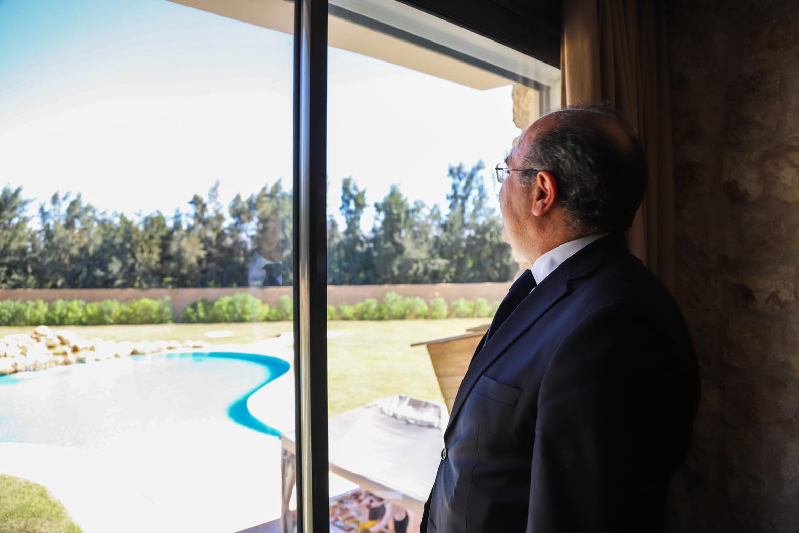 Tunisie : Habib Ammar inaugure une résidence rurale de luxe à Gafsa