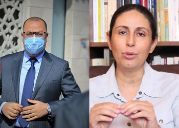 Olfa Youssef accuse Mechichi et appelle à faire face et lutter contre les Islamistes