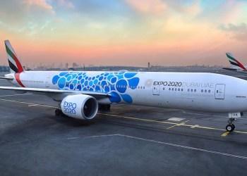 Prenez l'avion Emirates à Dubaï et visitez le monde en un seul endroit avec un Expo Pass gratuit