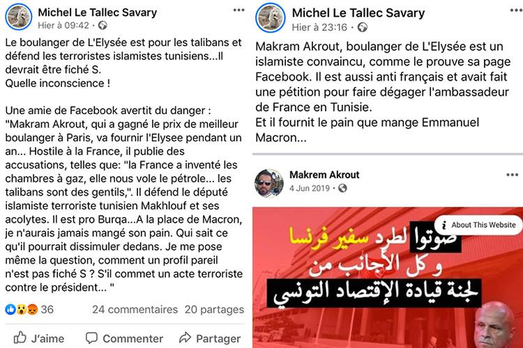 Le lauréat du prix de la meilleure baguette de Paris accusé de haine envers la France ?