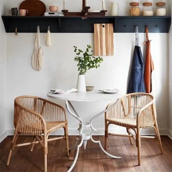 Une salle à manger et de la vaisselle éthiques par The Citizenry