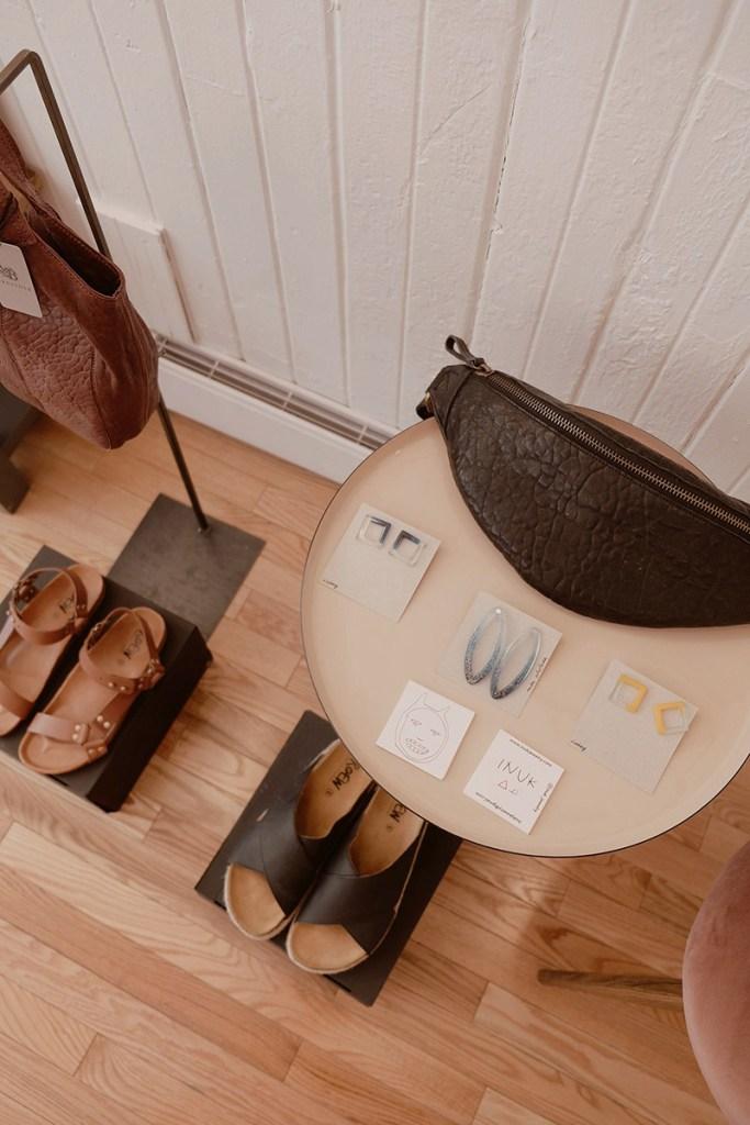 Nouvelle boutique mode éthique Murri sur le Plateau à Montréal