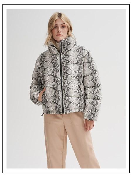 Manteau d'hiver éthique et responsable pour être au chaud tout l'hiver.