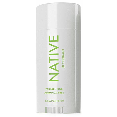 Les 15 meilleurs déodorants naturels: Native au conombre et à la menthe