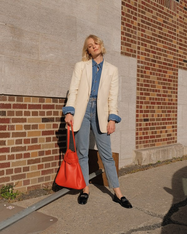 Sac Navona par la compagnie québécoise de sacs à main éthiques en cuir Wearshop