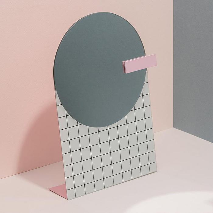 Miroir de table par DOIY