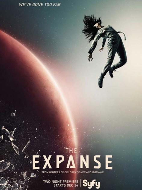 Challenge séries 2017 : The expanse