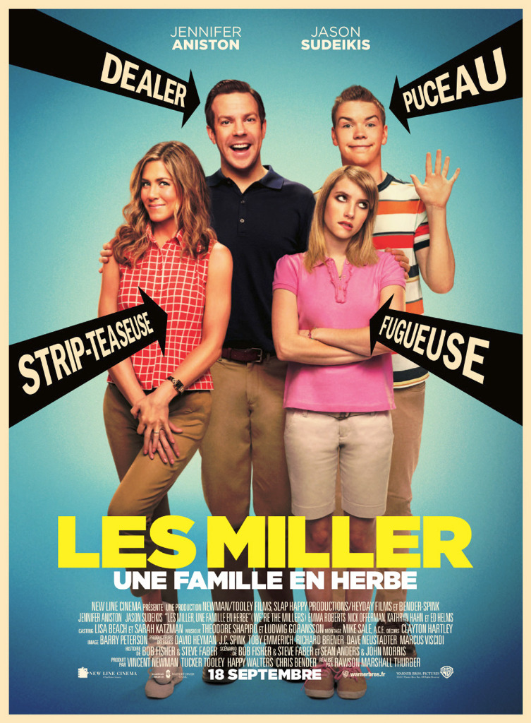 Les Millers poster