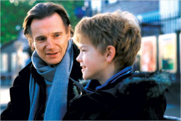 Love Actually : Photo Liam Neeson, Thomas Brodie-Sangster