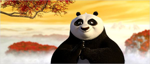 Kung Fu Panda : Photo John Stevenson, Mark Osborne